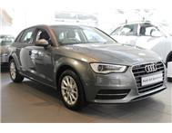 Audi - A3 Sportback 1.6 TDi Attraction S-tronic