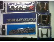 Honda badges civic ballade vtec ek eg