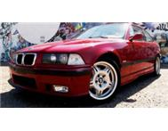 325i Coupe for sale -- Limited Edition -- M3 look