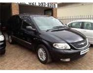 2003 Chrysler Grand Voyager 3.3litre For Sale! Cape Town