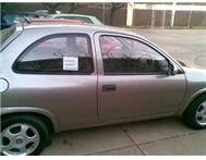 1998 Opel Corsa Lite For Sale in Cars for Sale Gauteng Benoni - South Africa