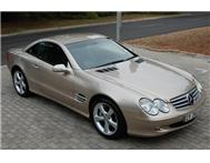 Mercedes Benz - SL 600 Roadster (368 kW)