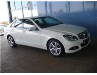 2012 MERCEDES-BENZ C200 BE AVANTGARDE