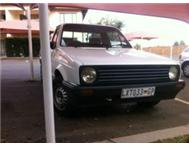 Volkswagen golf caddy pickup