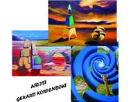 Gerard Kortenbout OPEN AIR ART EXHIBITION 1 Day Only in Musicians and artists Gauteng Midrand - South Africa