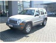 2006 JEEP CHEROKEE 3.7 4x4 SPORT AUTOMATIC ONLY 99000KMS