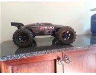 traxxas e revo upgraded Limpopo