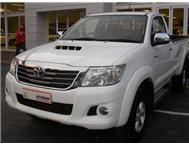 Toyota - Hilux (Facelift II) 3.0 D-4D Raider 4X4 Single Cab