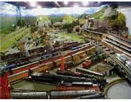 Model Railways and Accessories Wanted
