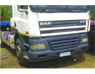 DAF CF85 Single Axle Truck-