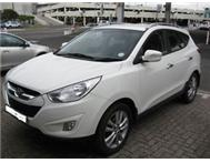 Hyundai iX35 2.0 GLS/EXECUTIVE