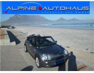CONVERTIBLE MINI COOPER S CONVERTIBLE only 112000km