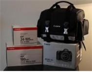 Canon EOS 5D Mk II with 24-105mm Lens Kit For Sale George