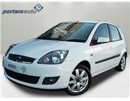 2007 FORD FIESTA 1.6i Facelift