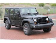 Jeep - Wrangler Unlimited 3.6 Rubicon Auto