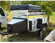 To Rent Campmaster wildernis trailer
