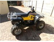 Polaris Scrambler 500cc 4x4 OD Quad Bike up for grabs