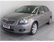 2006 Toyota Avensis 2.0 Advanced M/T