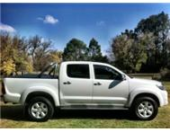 Toyota Hilux D/C Limited Heritage Edition (still smells new)
