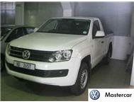 2012 VOLKSWAGEN LIGHT COMMERCIAL AMAROK SINGLE CAB 2.0 TDI