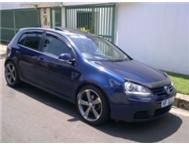 2008 Volkswagen Golf 5 2.0 FSI Sportline-6 Speed manual