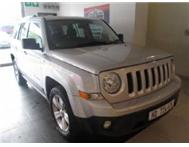 2013 Jeep Patriot 2.4 Limited Cvt A/t
