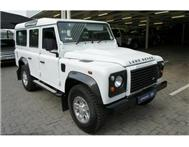 2013 LAND ROVER DEFENDER 110 station wagon