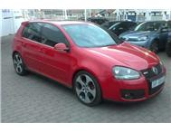 VW Golf 5 2.0 FSI GTI Manual