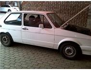 1985 VW Golf 2 Door GT