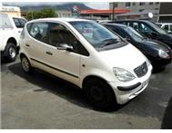 2004 Mercedes-Benz A160 LWB AT