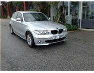 2005 BMW 1 SERIES 120i 5dr A/T