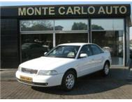 2000 AUDI A4 1.8 Automatic - Very Low Km BARGAIN!!!
