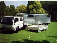 1999 Nissan Cabstar 3.2L Diesel with 6.5m trailer