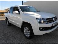 2013 AMAROK 2.0 BiTDi HIGHLINE 132KW D/CAB 4MOTION AUTO DEMO