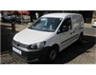 Volkswagen (VW) - Caddy Maxi 2.0 TDi (81 kW) Panel Van