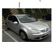 VW GOLF GTI 5 1.9 TDI