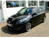 2012 SUZUKI SWIFT 1.6 Sport (with Extras)