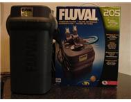 Fluval Canister Filter ... as new still in original box ...