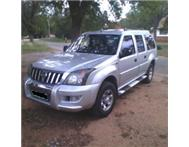 SUV! 2009 GONOW GX6 2.2L (4Y) PETROL 5 SEATER WITH 57000KM!!