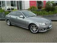 2009 MERCEDES BENZ C220 CDi MANUAL - GREY