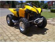 2007 Can-Am Renegade 800 4x4