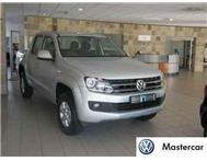2011 VOLKSWAGEN LIGHT COMMERCIAL AMAROK DOUBLE CAB 2.0 BiTDI Double Cab Highline