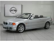 2003 BMW 3 SERIES 3301 Convertible