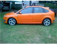 FORD FORCUS ST - ORANGE BEAUTY AT A BARGAIN!!!