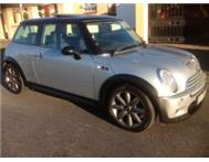 Mini Cooper S in Good Condition Low kilos FSH