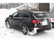 LUXRY CAR -AUDI Q7 Q7V12 For SALE AT SHUCKING PRICES
