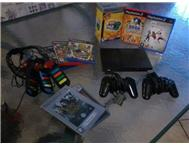 2 x playstation2 consoles