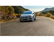 Chevrolet - Sonic 1.6 LS Hatch 5 Door