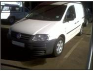 Vw Caddy 1.9 tdi panelvan