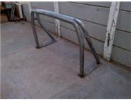 nissan hardbody roll bar